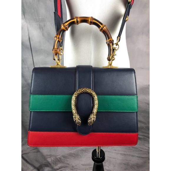 666e1477351 Gucci Handbags -  Gucci Dionysus medium top handle bag